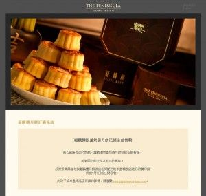 moon cake website